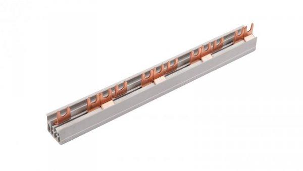 Szyna łączeniowa 3P 63A 10mm2 widełkowa (12 mod.) KDN363A