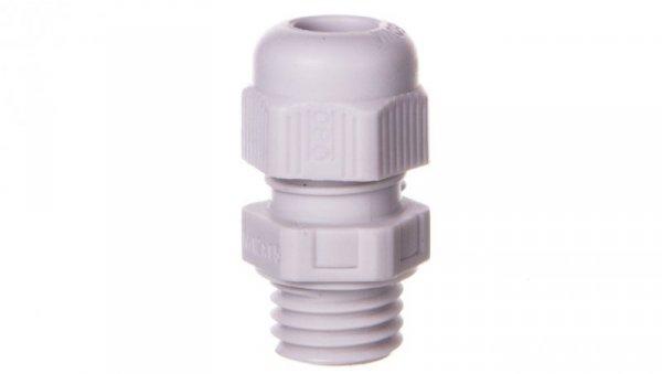 Dławnica kablowa poliamidowa M12 IP65 V-TEC VM12 LGR jasnoszara 2022862 /50szt./