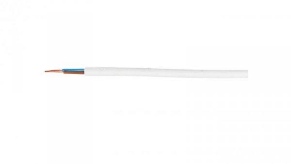 Przewód YDY 2x1,5 biały 450/750V /bębnowy/