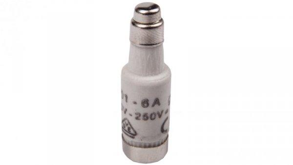 Wkładka bezpiecznikowa BiWtz D01/gG/6A/E14/400V LE1406