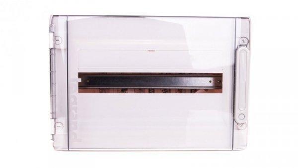 Rozdzielnica modułowa XL3 125 1x18 natynkowa IP40 /drzwi transparentne/ 401656
