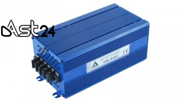 Przetwornica napięcia 40÷130 VDC / 24 VDC PS-500-24V 500W izolacja galwaniczna AZO00D1171