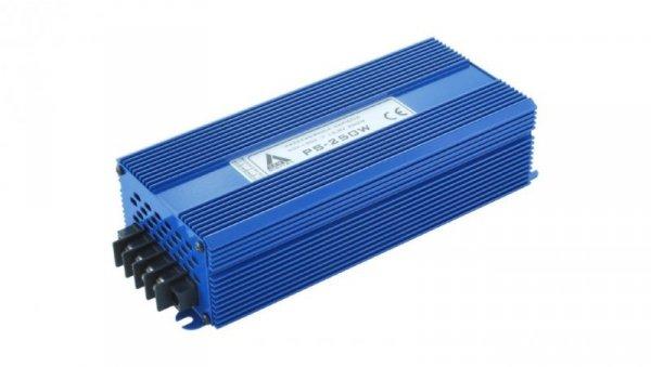 Przetwornica napięcia 40÷130 VDC / 13.8 VDC PS-250W-12V 300W izolacja galwaniczna AZO00D1169