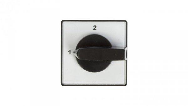 Łącznik krzywkowy 1-2 1P 10A do wbudowania 4G10-55-U 63-840348-011