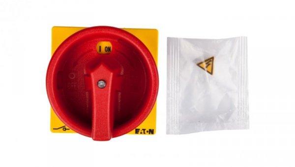 Łącznik krzywkowy 0-1 3P 20A 1Z 0R do wbudowania T0-2-15679/EA/SVB 081588