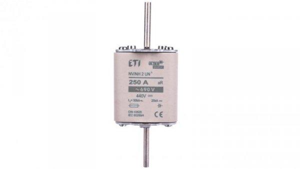Wkładka bezpiecznikowa NH2 250A aR 690V M2UQ U-N 004334216