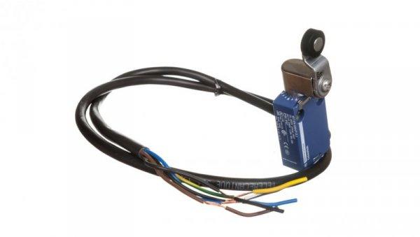 Wyłącznik krańcowy 1R 1Z migowy metal dźwignia obrotowa kabel 1m XCMD2115L1