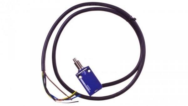 Wyłącznik krańcowy 1R 1Z migowy metal trzpień metalowy z gwintem M12 XCMD21F0L1