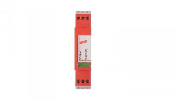 Ogranicznik przepięć D Typ 3 2P 5kA 1,5kV DEHNrail M 2P 255 953200