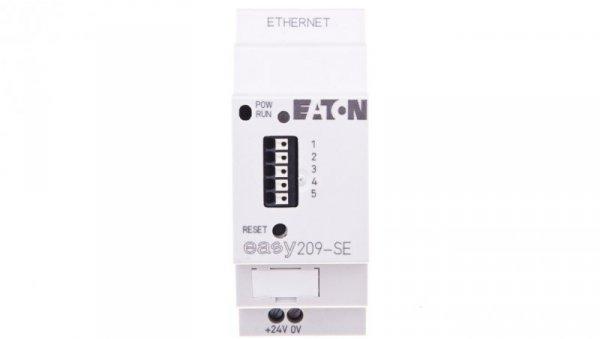 Interfejs do ethernetu dla przekaźników programowalnych Easy EASY209-SE 101520