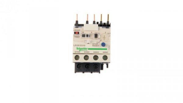 Przekaźnik termiczny 2,6-3,7A LR2K0310