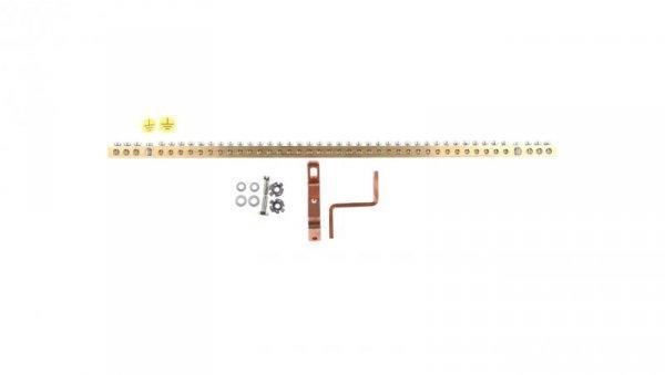 Listwa przyłączeniowa 42-otwory 456 mm 037301