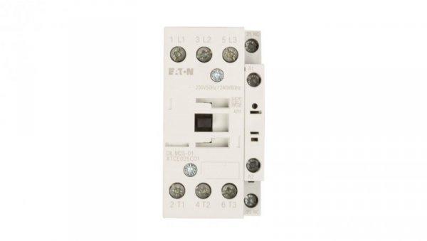 Stycznik mocy 25A 3P 230V AC 0Z 1R DILM25-01(230V50HZ,240V60HZ) 277164