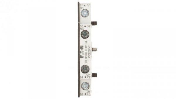 Styk pomocniczy 1Z 1R montaż boczny DILM1000-XHI11-SA 278427