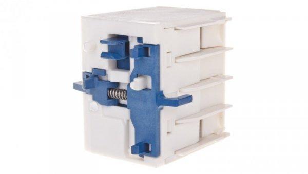 Styk pomocniczy 2R montaż czołowy LA1KN02