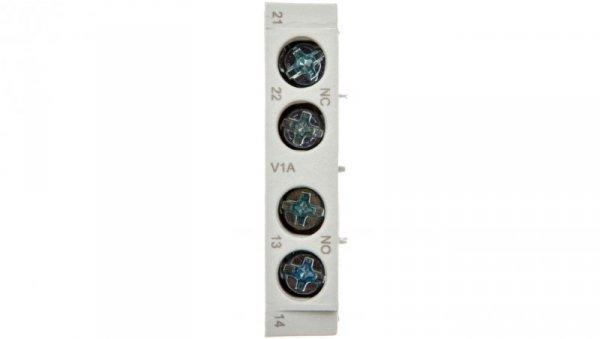 Styk pomocniczy 1Z 1R montaż czołowy ACBFE-11 004648021