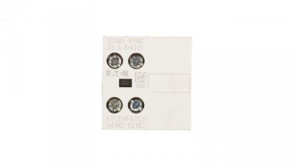 Styk pomocniczy 1Z 1R montaż czołowy DILA-XHIT11 101043