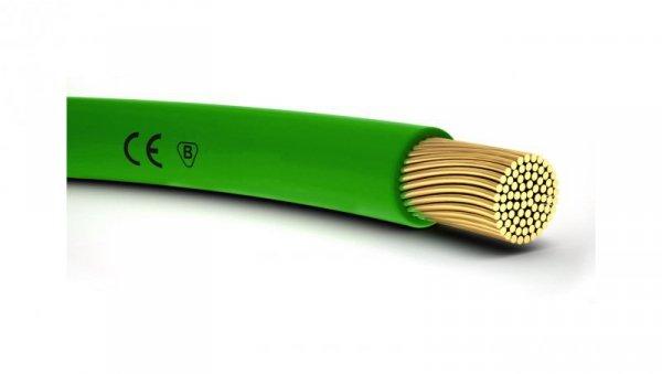 Przewód instalacyjny H05V-K 0,5 zielony 4510121 /100m/