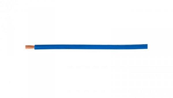 Przewód instalacyjny H07V-K (LgY) 2,5 niebieski /100m/