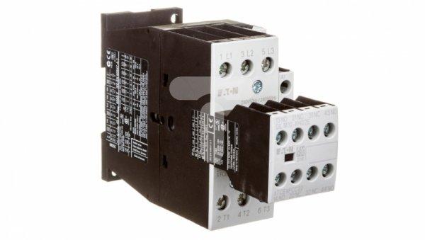 Stycznik mocy 25A 3P 230V AC 2Z 2R DILM25-22(230V50HZ,240V60HZ) 106365
