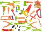 Narzędzia dla dzieci warsztat z narzędziami 34el