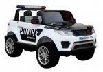 Auto na Akumulator Policyjne XMX601 Białe