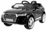 Auto na akumulator Audi Q7 2.4G New Model Czarny