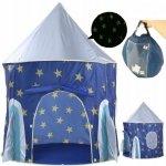 Świecący namiot w ciemności rakieta 135cm