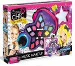 Muzyczny makijaż Crazy Chic Clementoni