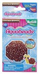 EPOCH  Aquabeads Brązowe koraliki-klejnociki