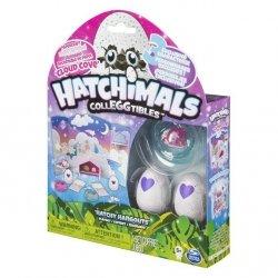 Hatchimals Zestaw Miejsca Spotkań Piżamowe Party