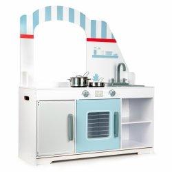 Kuchnia drewniana Food truck dla dzieci Ecotoys