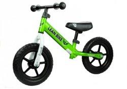 Rower Biegowy LEVI Rowerek Do Odpychania Zielony