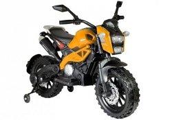 Motor na akumulator DLS01 Pomarańczowy