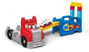 Mattel Mega Bloks ST Ciężarówka Buduj i ścigaj się!
