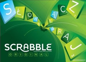 Gra Scrabble Original Poland Mattel