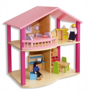 Dom dla lalek Viga