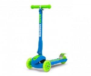 Hulajnoga Scooter Magic Blue-Green Milly Mally