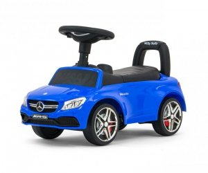 Jeździk MERCEDES-AMG C63 Coupe Blue S Milly Mally