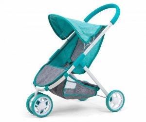 Wózek dla lalek Susie Prestige Mint Milly Mally