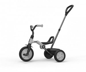 Rowerek Trójkołowy dla dzieci Ant Plus Grey Qplay