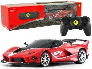 Auto  zdalnie sterowane R/C Ferrari Rastar 1:14 Czerwone na pilota