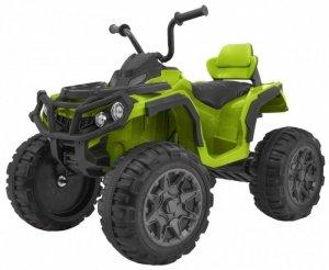 Quad na akumulator dla dzieci ATV Zielony