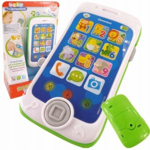 Dotykowy interaktywny telefon Clementoni