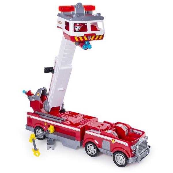 Psi Patrol Straż Pożarna Zestaw