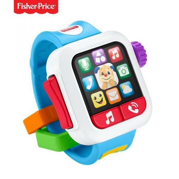"""Smartwatch Szczeniaczka """"Czas na naukę"""" Fisher Price"""
