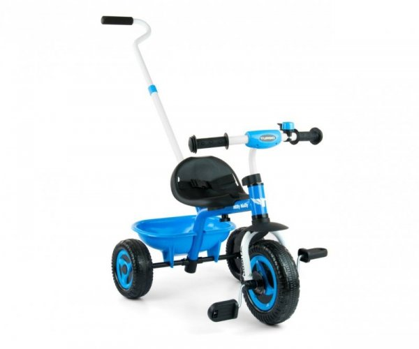 Rowerek Turbo Blue Milly Mally