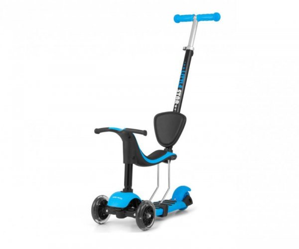 Hulajnoga Scooter Little Star Blue 3w1 Milly Mally