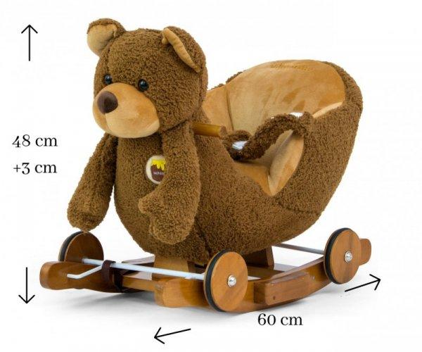 Miś na biegunach Polly - Brown Bear Milly Mally
