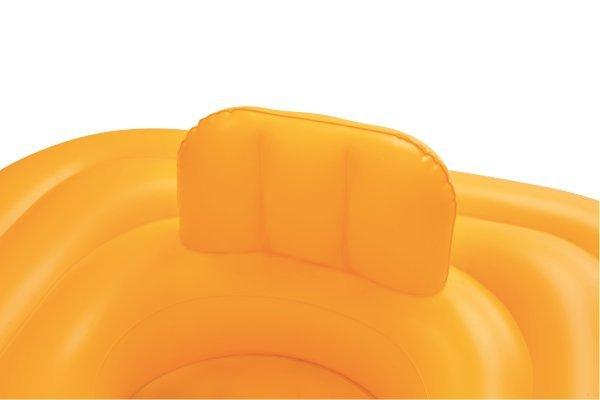 Dmuchane siedzisko do nauki pływania 76cm Bestway 32050
